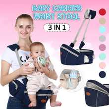Breathable Baby Carrier Hipseat 0-36 (China)