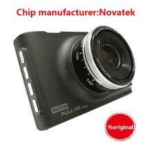 Car Camera Video Recorder Full HD 1080P Original Novatek 96223 Camcorder Carcam Vehicle H.264 Car DVR Black Box Dash Cam