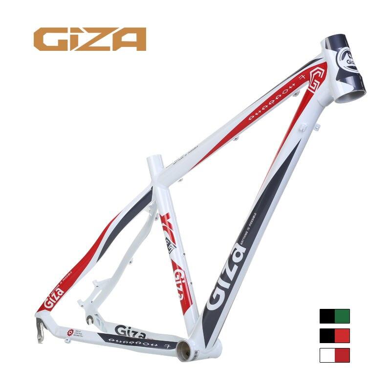 Giza Gizaboss Фараон 7 MTB велосипед 7005 рама из алюминиевого сплава 27 5 650B колеса 17 дюймов BB92mm 1 5 T конус