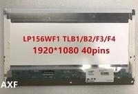 For Lenovo Y580 Y500 E530 HASEE K590s K580 K580P Laptop LCD Screen LTN156HT01 B156HW01 V 0