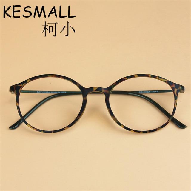 2018 Optical Glasses Frame Women Men Fashion Myopia Eyeglasses ...