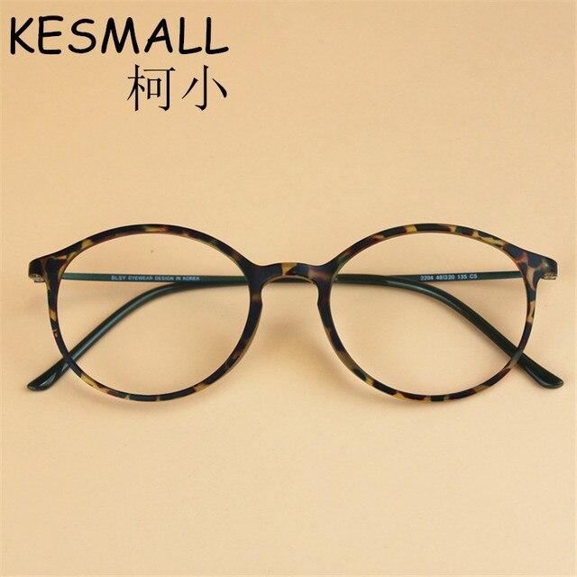 77841a5fe1900 2018 Vidros Ópticos Quadro Mulheres Homens Moda Miopia Óculos Frames Oculos  de grau Femininos Do Vintage