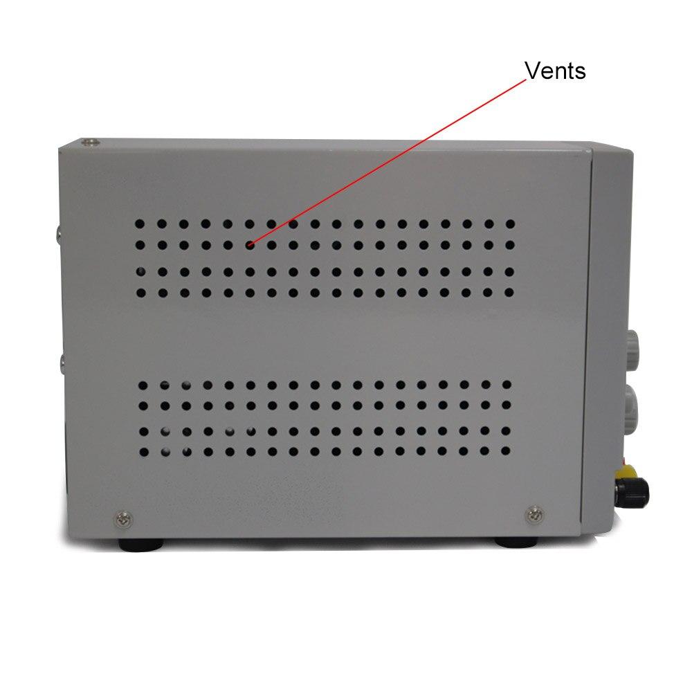 LW3010D DC alimentation 30 V 10A Mini réglable numérique DC alimentation à découpage 3 chiffres outil de réparation de laboratoire - 4
