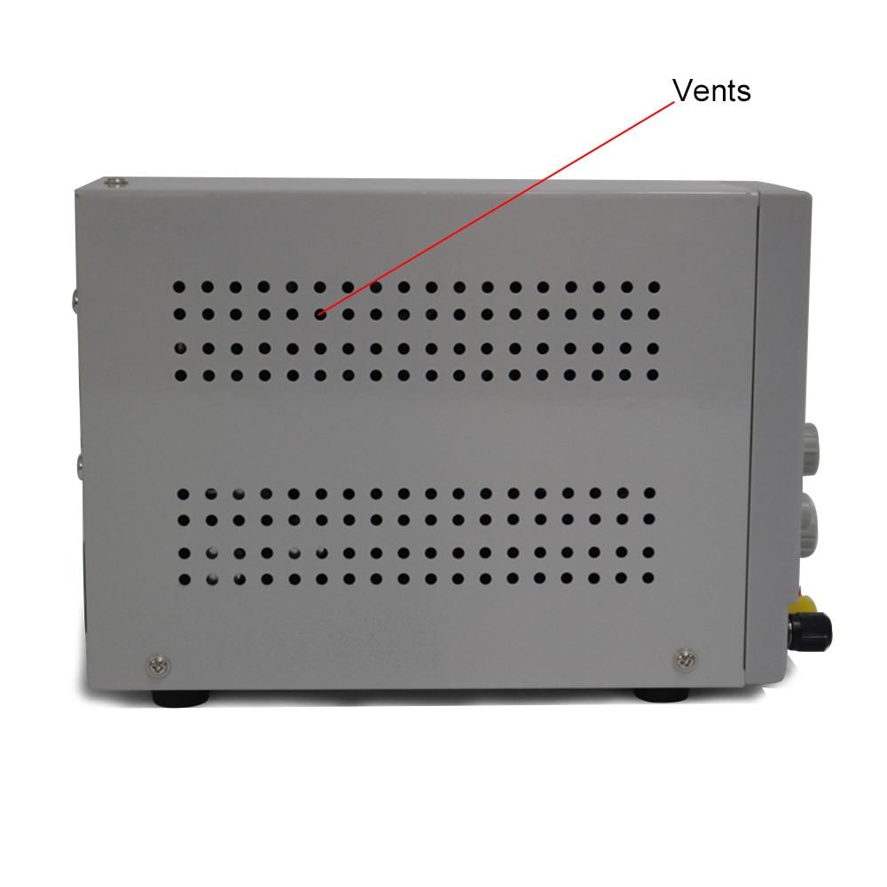 LW3010D fuente de alimentación DC 30 V 10A Mini Digital ajustable DC supplise de conmutación de la fuente de alimentación de 3 dígitos de laboratorio de reparación herramienta - 4