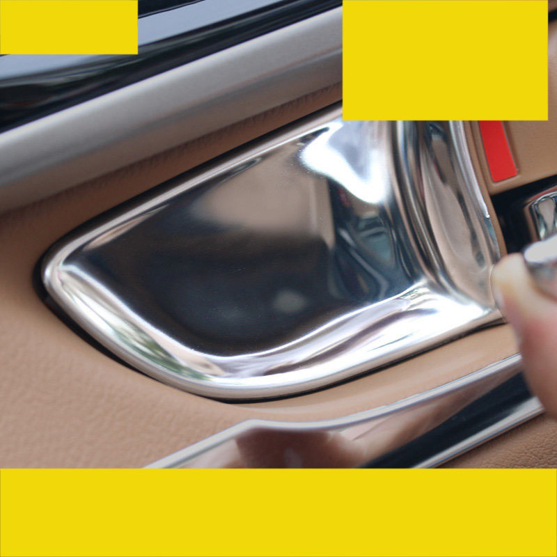 lsrtw2017 stainless steel car interior door bowl cover for lexus es200 es250 es300h 2012 2013 2014 2015 2016 2017 2018 xv60 in Interior Mouldings from Automobiles Motorcycles