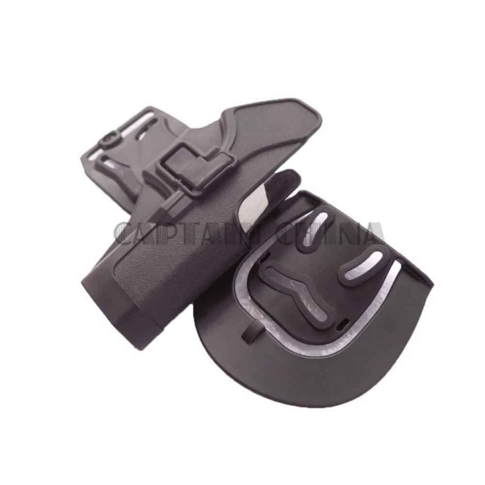 ᗐPistola táctica para Glock 17 18 19 23 32 36 negro - a199