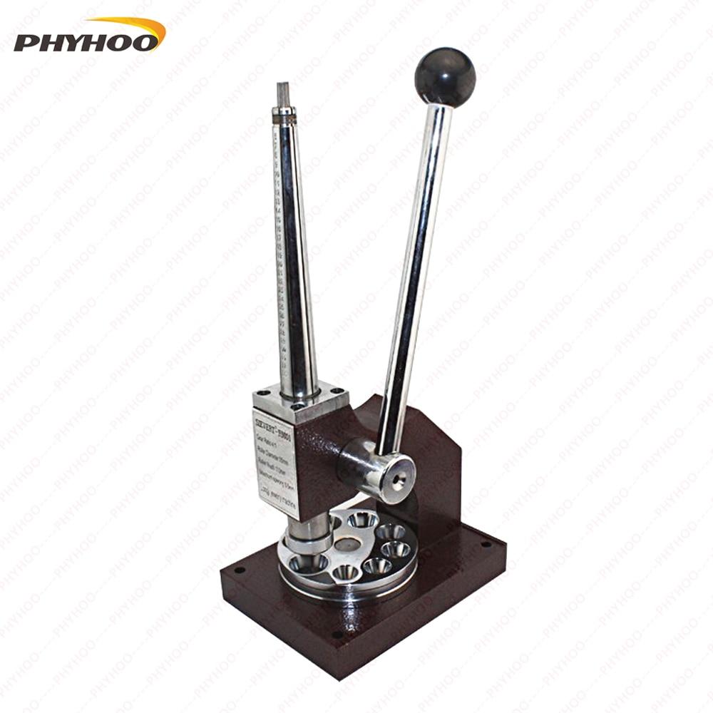 Žiedinis neštuvas ir reduktorius, HK SIZE matavimo svarstyklės, žiedinių dydžių matavimo įrankiai