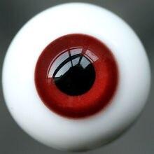 [Wamami] Y39#8 мм ярко-красные глаза для куклы BJD Dollfie стеклянные глаза