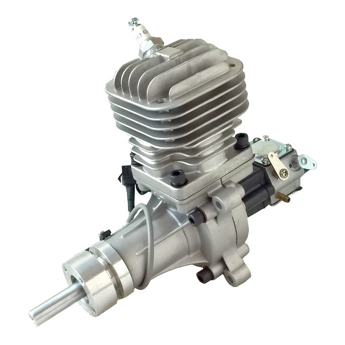 MLD35 35cc Gasoline Engine / Petrol Engine for RC Gas Airplane dla64 inline cnc processed inline gasoline engine petrol engine 64cc for gas airplane with double cylinders