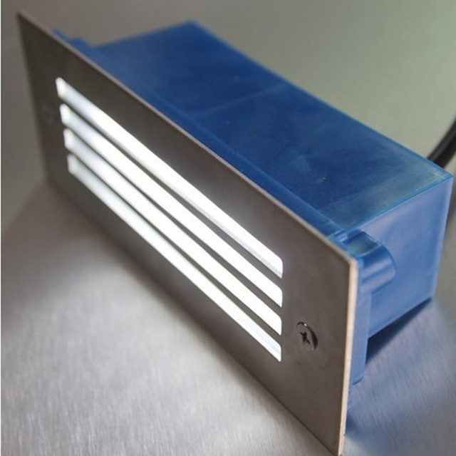 Waterdicht (3*1) 3 W LED ondergrondse lampen inbouw begraven ...