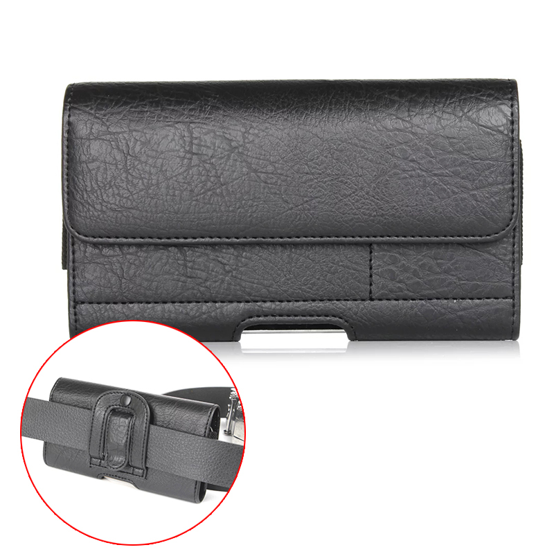 Fashion Stone Pattern Belt Pouch PU Leather Phone Cases For Meizu pro 5 6 mx4 mx5 mx6 u10 Cover With Card slots Hook 4.7-6.3""