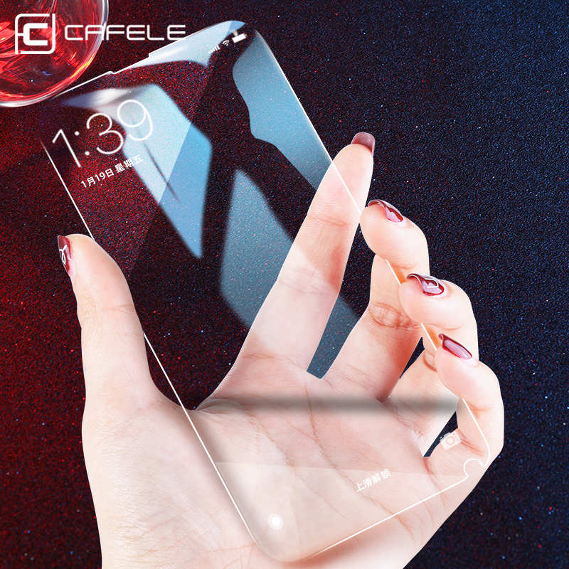 CAFELE Tempered Glass for Xiaomi Mi Mix 2 Ultra Thin Screen Protector