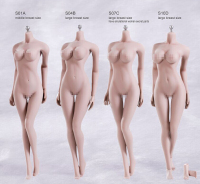 Phicen 1/6 Scale Super Flexible Female Seamless Body Stainless Steel Skeleton Suitable for 12'' Action Figure Model Toy