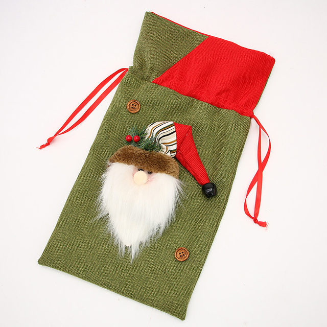 Christmas Candy Gift Bags for Kids