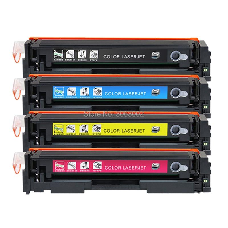 Toner Cartridges for HP 201 201a CF400a HP Laserjet Pro M252 M252n M252dw MFP M277 M277n M277dw Compatible,4-PK befon ce390a 390a 390 toner cartridges compatible for hp laserjet enteprise m4555h mfp m4555t mfp m4555fskm 600 m601 m602 m603