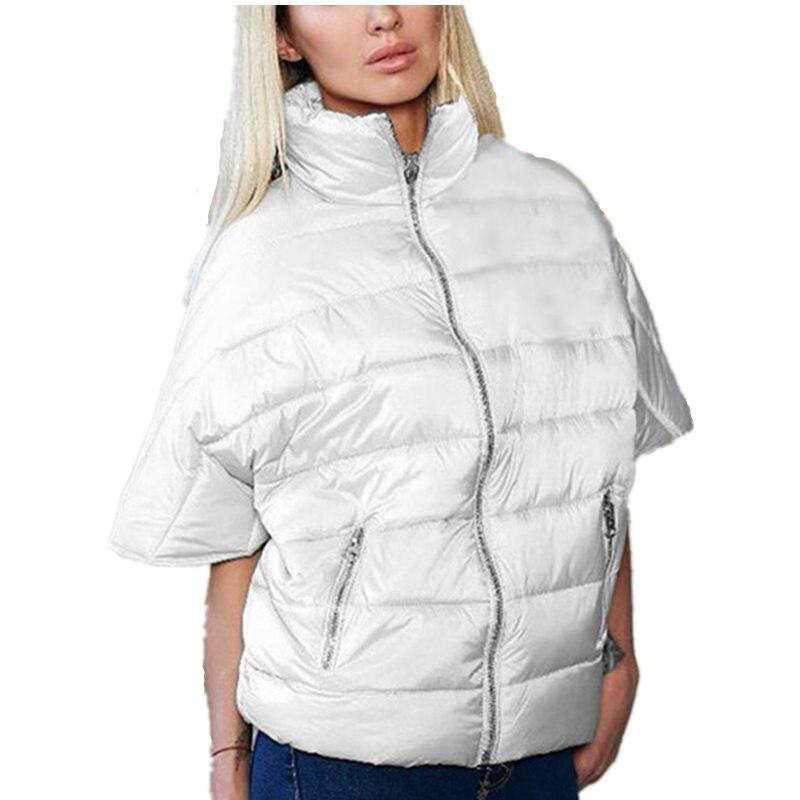 Winter Jacket Women Coat   Parka   Casual Bat Sleeve Plus Size Warm Jacket Coat Outerwear Fashion Loose Ladies Tops Winter Coat Q573