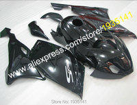 Hot Sales For BMW K1200S Fairings 2005 2006 2007 2008 Gloss Black Part K1200S 05 06