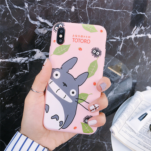 Totoro Phone Cases For iPhone