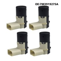 4pcs/lot PDC Parking Sensor For Audi A2 A3 A4 A6 For VW Sharan For Seat Skoda For Ford Galaxy 7M3919275A 4B0919275A