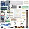 Starter Kit Step Motor Servo 1602 LCD Switch Module Sensors Resistance HC SR04 Breadboard Jumper Wire