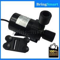 Free shipping JT 660B 12V DC Brushless Water Pump Cooling Wtr Pump Mini Booster Pump 24V Bringsmart