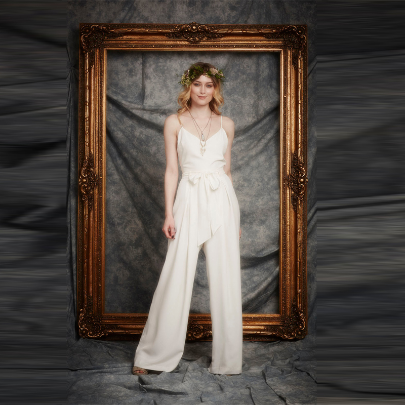 Compare prices on ivory skirt suit online shopping buy for Wedding dress bodysuit and skirt