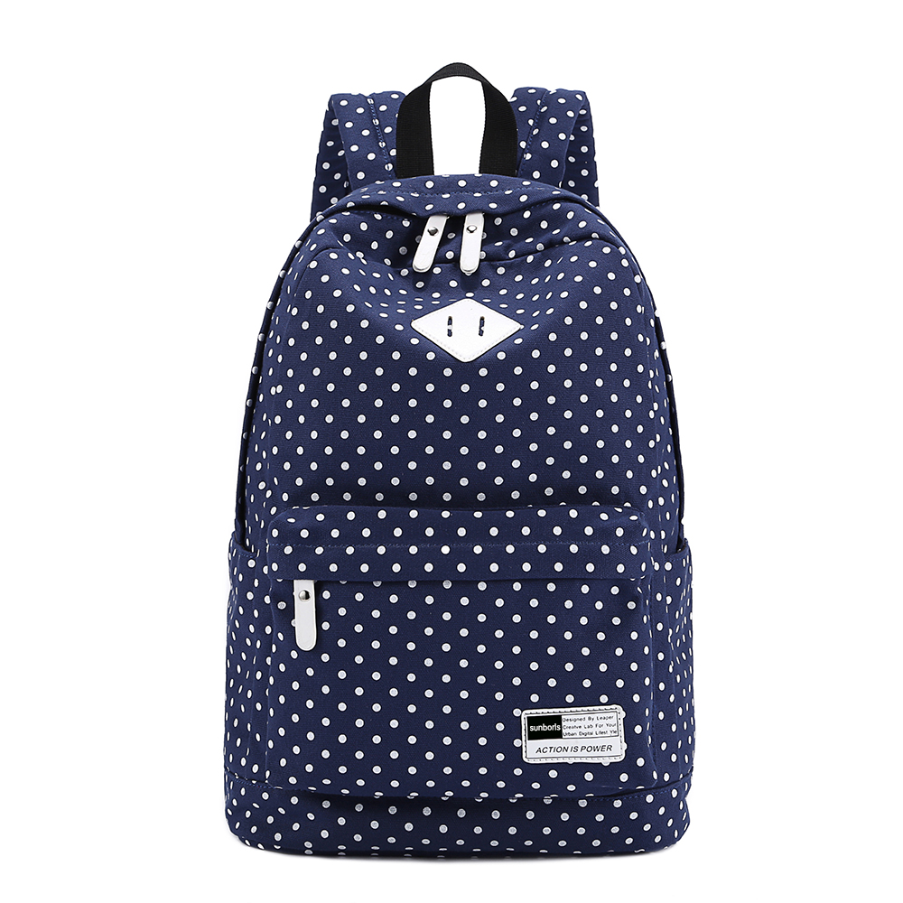 Women Stylish Backpack for School Teenagers Girls School Bag Ladies Backpack Female Canvas