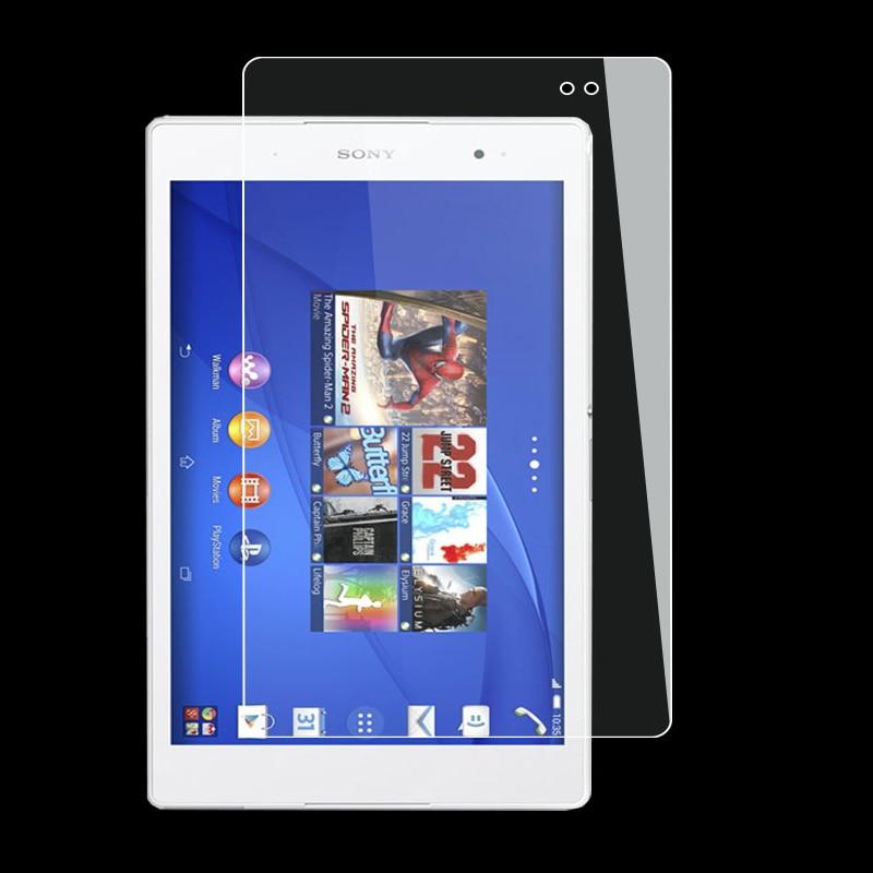 9 H Erstklassiger Ausgeglichenes Glas-schirm-schutz Für Sony Xperia Tablet Z3 Compact 8,0 Explosionsgeschützte Hartglas Schutz Film Geschickte Herstellung