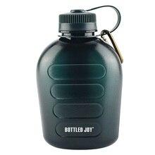 Бутылка для воды в бутылках joy, 1л, военная фляга, бутылка для воды для отдыха на природе, бутылка для питья, 1000 мл