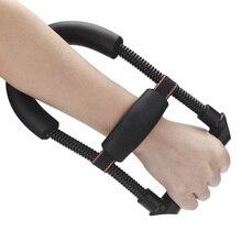 Power Wrist Device Forearm Force Flexor Strength Hand Gripper Training Tool Exerciser Steel Spring Adjustable