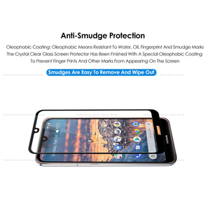 Image 3 - 9H กระจกนิรภัยสำหรับ Nokia 4.2 3.2 2.2 5.1 7.1 8.1 Plus ป้องกันหน้าจอสำหรับ Nokia 7 Plus 9X5X6 2 3 5 6 2018 ป้องกันกระจกนิรภัย