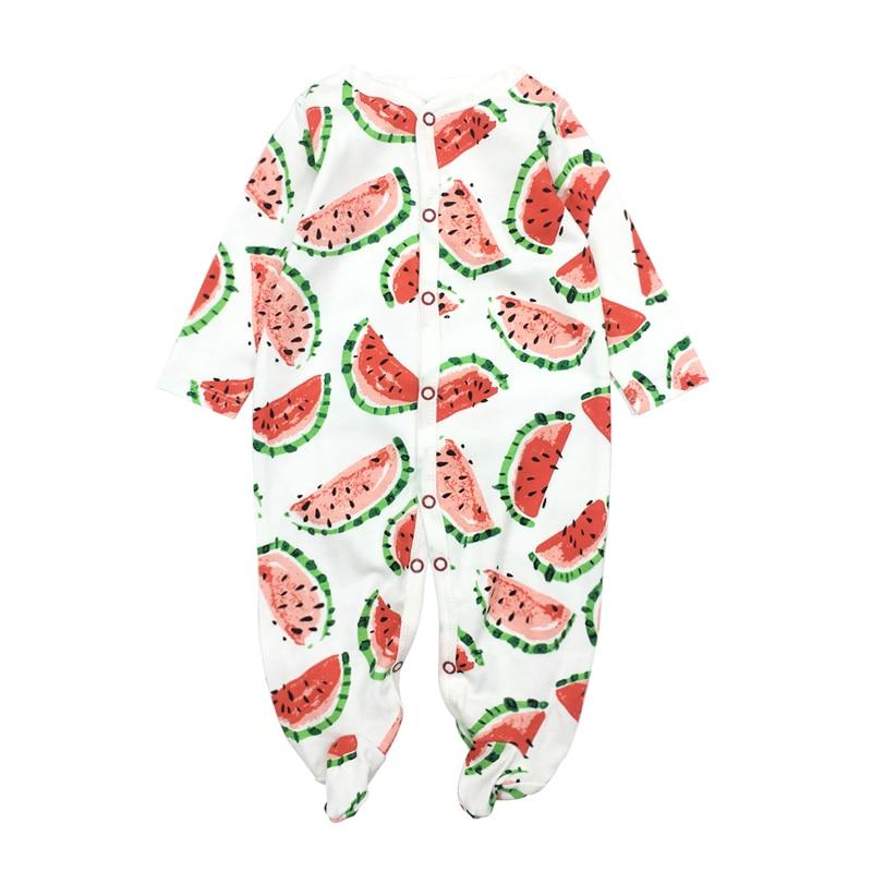 Gratis verzending Pasgeboren babykleding baby rompertjes - Babykleding - Foto 3