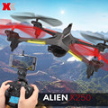 XK Alien X250-B WiFi FPV With 720P Camera 2.4G 4CH 6 Axis Headless Mode One key to Return RC Quadcopter