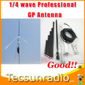 Retail and Wholesale  1/4 wave GP fm broadcast antenna BNC Free shipping