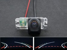 Trajectory Tracks 1080P Fisheye Lens Car  Rear view Camera for Ford Mondeo Focus Hatchback Fiesta S-Max 2007 2008 2010 2011