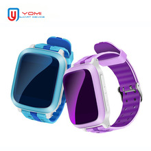 Kids Smart Watch SIM GPS Wi-Fi Smartwatch Android SOS Call Remote Monitor Watch Anti-lost Tracker for Baby Children Smartphone ipx7 waterproof smart 4g remote camera gps wi fi kids children students wristwatch sos video call monitor tracker location watch page 7