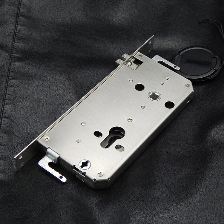 1PCS 304 Stainless Steel Security Door Lock Body,Silent Tongue,Replace Lock Body,Lock Parts/Accessories JF18631PCS 304 Stainless Steel Security Door Lock Body,Silent Tongue,Replace Lock Body,Lock Parts/Accessories JF1863