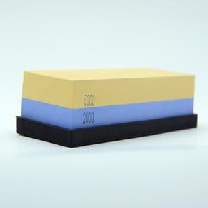 YONTREE 2000#5000 Double-sided DIY Sharpeners Stone Waterstone Dual Whetstone H5049F2