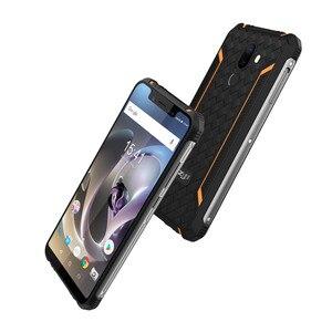 """Image 3 - الهاتف الذكي HOMTOM ZOJI Z33 IP68 مقاوم للماء MT6739 1.5GHZ 3GB 32GB 4600mAh 5.85 """"المزدوج سيم أندرويد 8.1 OTA OTG الوجه معرف الهواتف المحمولة"""