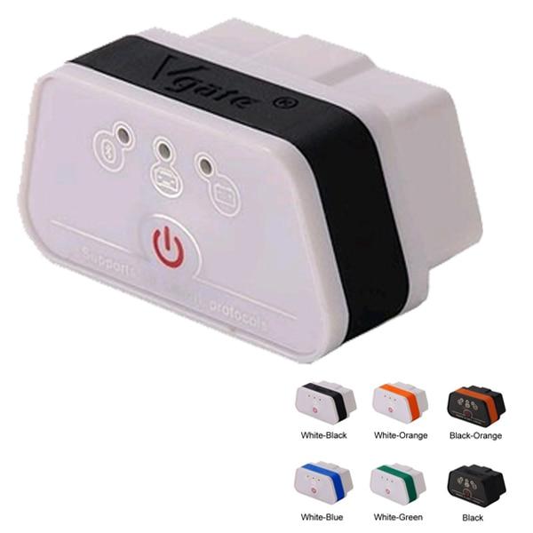 От DHL или FedEx 20 штук Vgate Икар 2 OBDII ELM327 iCar2 Wi-Fi Vgate OBD диагностический интерфейс