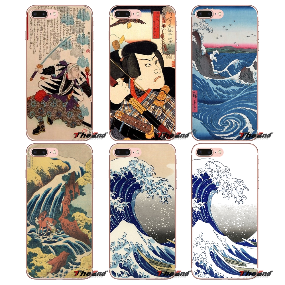 bdfeacbf1 For Samsung Galaxy S3 S4 S5 MINI S6 S7 edge S8 S9 Plus Note 2 3 4 5 8  Japanese yamato