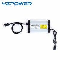 YZPOWER 84 В 5A литиевых Батарея Зарядное устройство для 72 В 20 s литиевых АКБ, электромотоцикл Ebikes инструменты