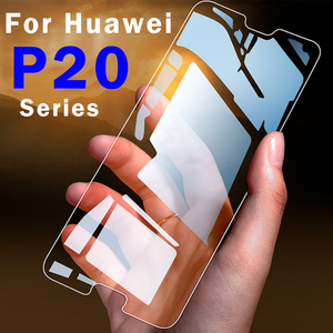 Protective Glass On For Huawei P20lite Tempered Glas Huavei P20 Pro P20 light P10 lite Plus Tremp Screen Protector Pro20 10lite(China)