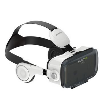 <font><b>Christmas</b></font> 2016 (4.0 <font><b>Version</b></font>) Google <font><b>cardboard</b></font> <font><b>VR</b></font> BOX with Headphone <font><b>VR</b></font> Virtual Reality 3D <font><b>Glasses</b></font> For 4.7 - 6.2 inch Smartphone