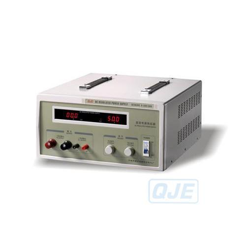 Fast arrival adjustable DC power supply QJ3030S Single channel 0 ~30V 0 ~ 30A resolution of 100mV 100mA