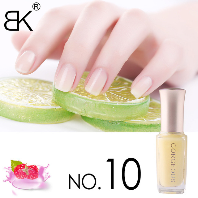 New Nail Polish Candy Nude Color Quick-drying Translucent Jelly Nail Polish 10ML Environmental Protection Lasting Unpeelable 4