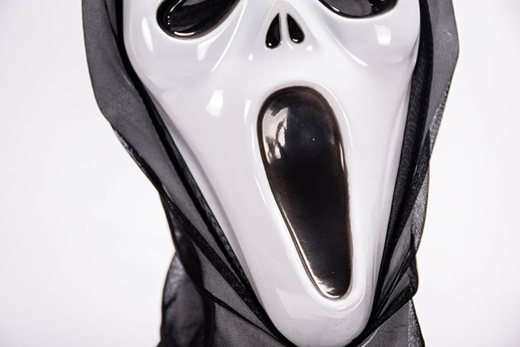 HTB1tkExaBKw3KVjSZFOq6yrDVXaO - Horror Grim Reaper Accessories Pennywise Horror Clown Halloween Cosplay Screaming Costume