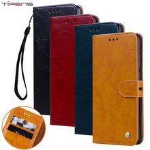 Leather Case For Huawei Y7 Y6 Y5 Y9 Prime Pro P Smart Z Plus 2019 2018 Y3 2017 Flip Wallet Honor 20 8A 8C 8X 10i V10 Card Cover(China)