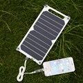 5 В Солнечные Панели Зарядки Зарядное Устройство USB Для Мобильного Смартфона для iPhone для Samsung Solar Системы Клеток Зарядное Устройство