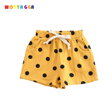 WOTTAGGA 2019 Thin Anti-Mosquito Pants Casual Baby Pajama New Infant Boys Girls Soft Cotton Clothes Trousers